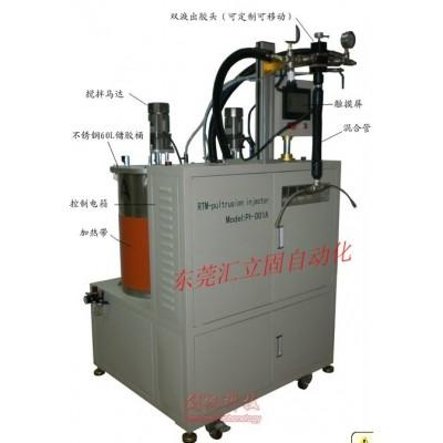 TF-780S 进口齿轮泵式AB胶自动混合定量灌胶机