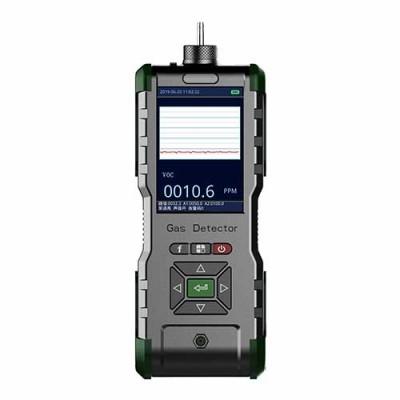 2019新款便攜式泵吸式硫化氫氣體檢測儀