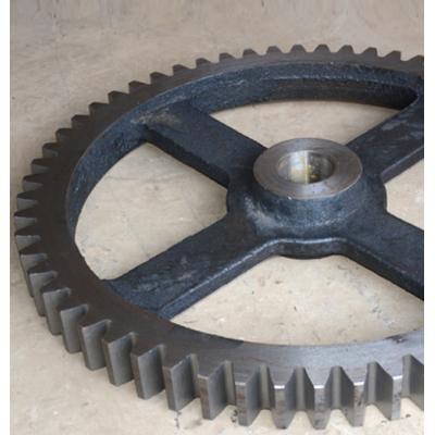 礦山機械大型重型不銹鋼齒輪