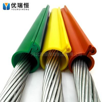10kv35kv硅胶套管 架空线路绝缘护套 瑞恒橡胶