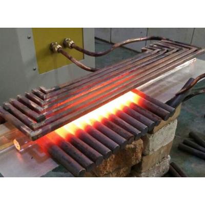 110KW中頻透熱爐