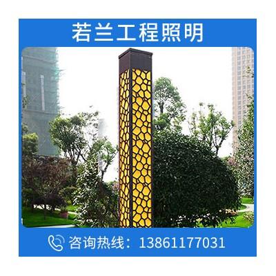 廣場綠化園林庭院別墅道路方形景觀燈柱