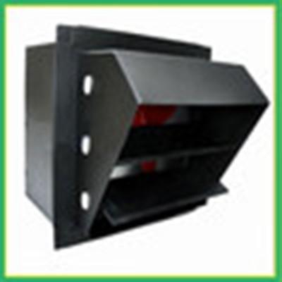 玻璃钢防腐边墙风机  DWEX-250D4边墙风机碳钢