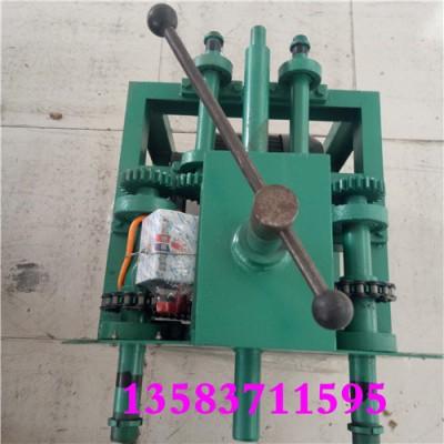 超級價日76加重型電動平臺彎管機不變形的手動液壓彎弧折彎機