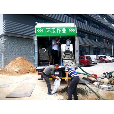 國六干濕分離吸污車,中科璟藍環境