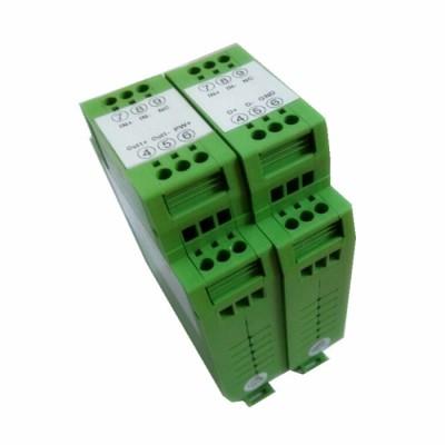 0-5v 0-10v轉0-100ma高壓高電流輸出變換器
