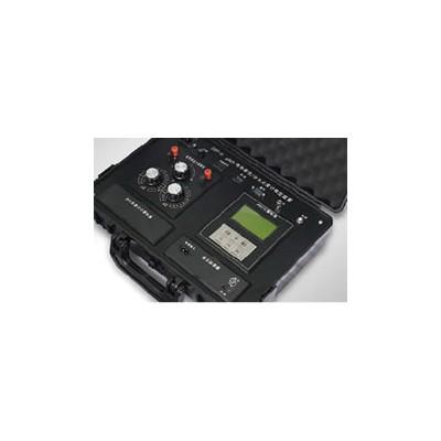 SDF-Ⅲ便攜式pH計/電導儀/分光光度計檢定裝置