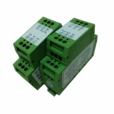 pt100轉0-20ma 0-5v熱電阻溫度變送器 三隔離