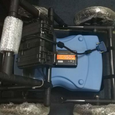英国雷迪RD1100探地雷达地下管线塑料 水 陶瓷 定位仪探