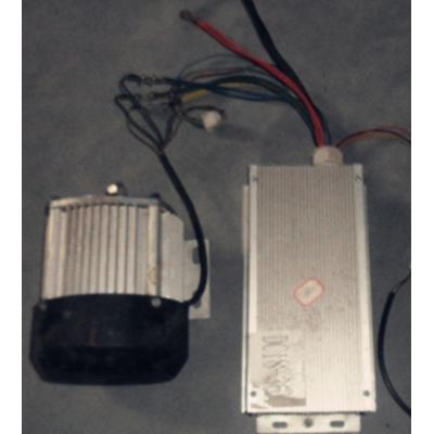 無刷電機控制器