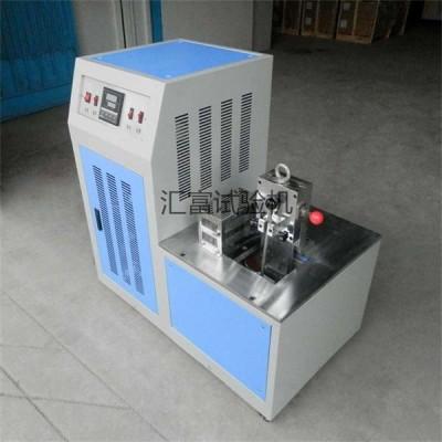CDWJ60橡胶低温脆性试验机 低温脆性冲击试验机