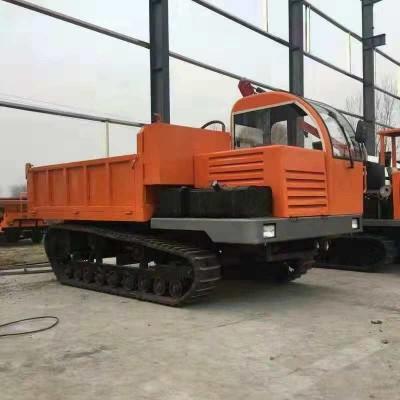 直銷泥路山地履帶運輸車 小型履帶運輸車農用 履帶運輸車廠家