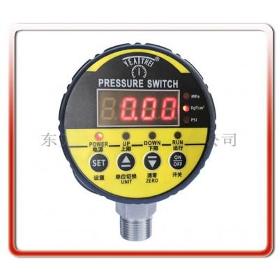 80MM電接點數顯壓力表