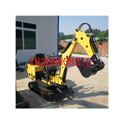 小型履帶挖機微型挖掘機 河道清淤用小挖溝機 小型挖機