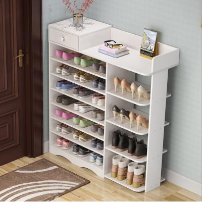 鞋架多層簡易家用鞋柜家里人經濟型