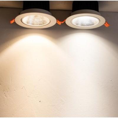 嵌入式暗裝COB射燈