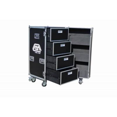 定制航空箱鋁合金箱運輸箱鋁箱展會箱拉桿箱