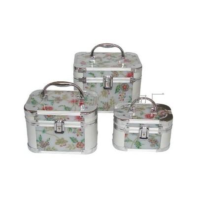 紋繡工具箱手提雙開多層專業手提美甲工具用品化妝箱紋繡師大號