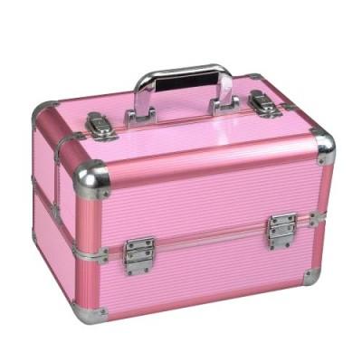 紋繡工具箱 手提雙開多層專業手提美甲工具用品化妝箱紋繡師大號