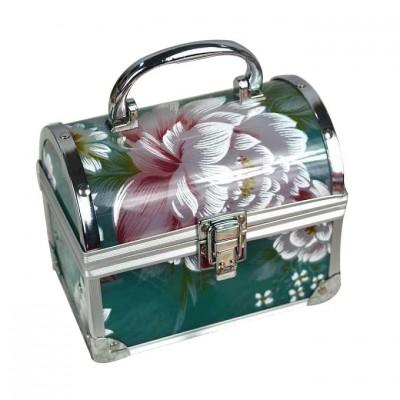 纹绣工具箱 手提双开多层专业手提美甲工具用品化妆箱纹绣师大号
