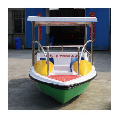 自排水电动船-常州明扬