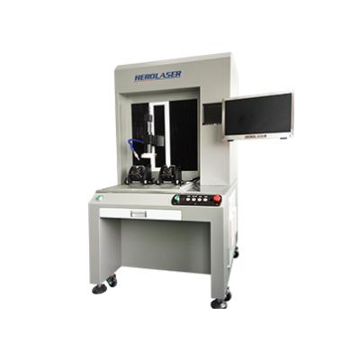焊接机|双工位旋转激光焊接机|铭镭激光