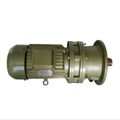 廠家批發BLD擺線針輪減速機立式減速電機