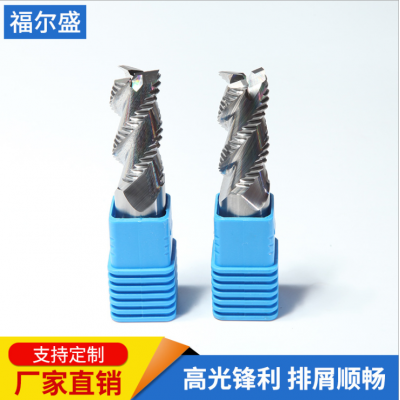 硬質合金3刃粗皮鋁用銑刀