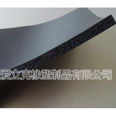 丁腈橡胶发泡橡胶阻燃海绵板