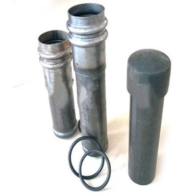 盐城桥梁桩基检测专用钳压式声测管54x2.5  厂家直销