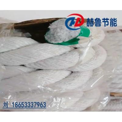 陶瓷纖維扭繩,陶瓷纖維扭編繩,耐火陶瓷纖維扭繩