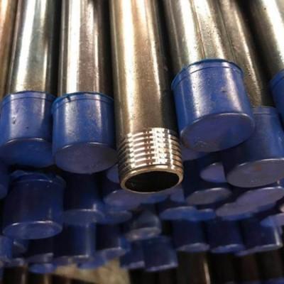 桥梁桩基检测专用螺旋式声测管50x3.0  厂家直销