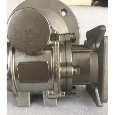 不銹鋼型090型蝸輪蝸桿減速機