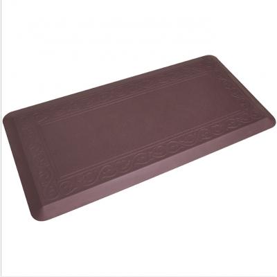 純pu聚氨酯抗疲勞彈力腳墊 廚房用客廳防滑防摔浴室地墊