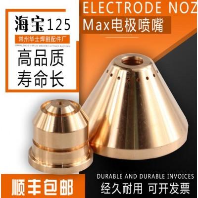MAX125A電極