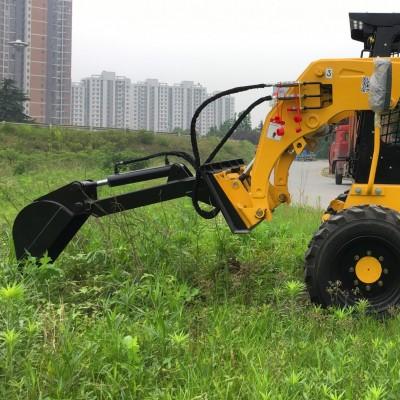 滑移裝載機裝載機屬具挖掘臂