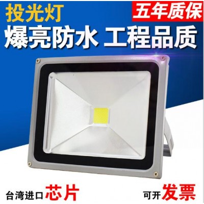 LED集成投光燈