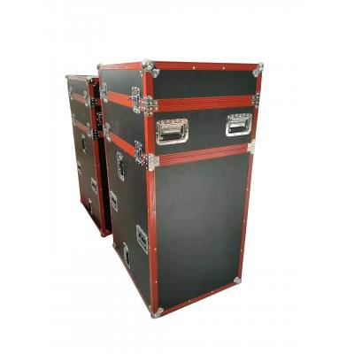 定制鋁合金箱子航空箱定做儀器箱運輸箱展會箱迷彩箱拉桿箱道具箱