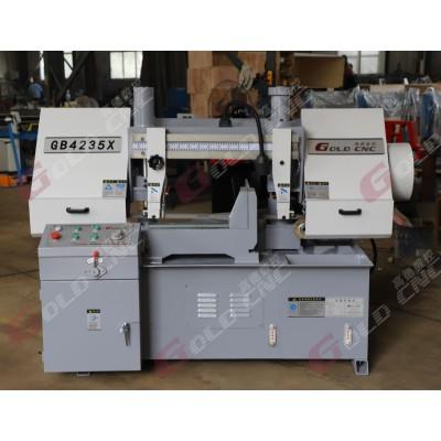 高德GB4235X角度帶鋸床 優質帶鋸床制造廠家