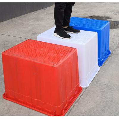 300升加厚長方形塑料水箱