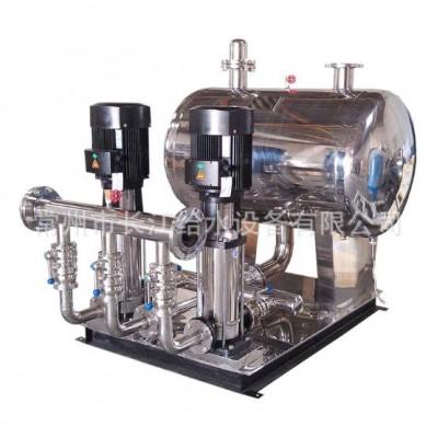 不銹鋼變頻恒壓無負壓供水設備