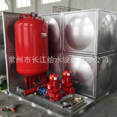 箱式無負壓供水設備