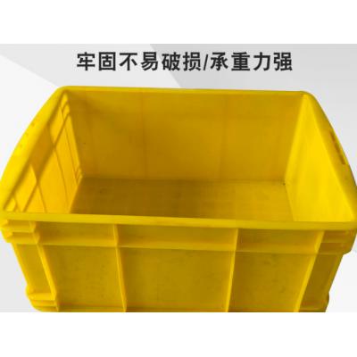 塑料可堆式周轉箱