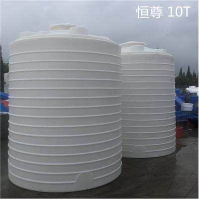 10噸加厚塑料水塔 大型pe水箱