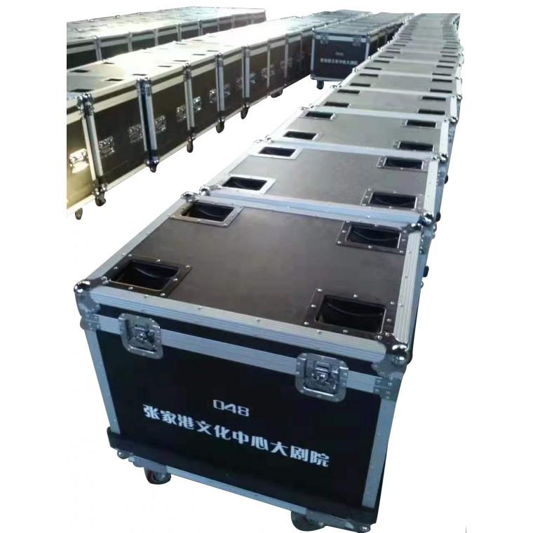 铝合金箱定做仪器设备安全航空箱军用航空铝箱减震设备运输箱