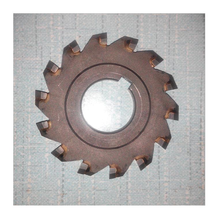 硬質合金成型銑刀焊接三面刃機床刀具