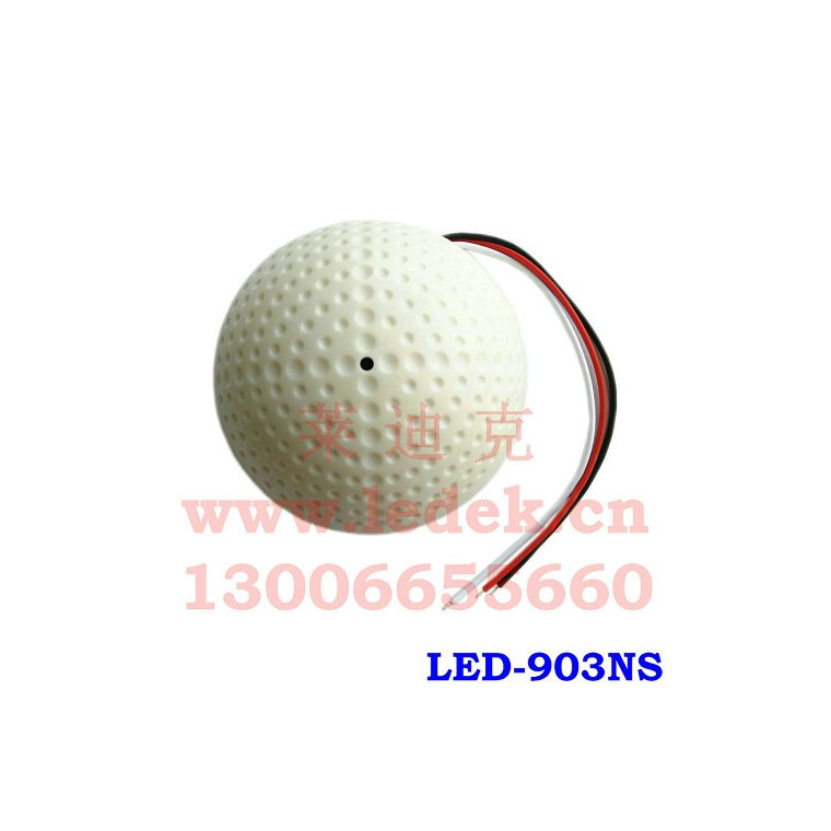 萊迪克LED-903NS半球型靜噪數字拾音器
