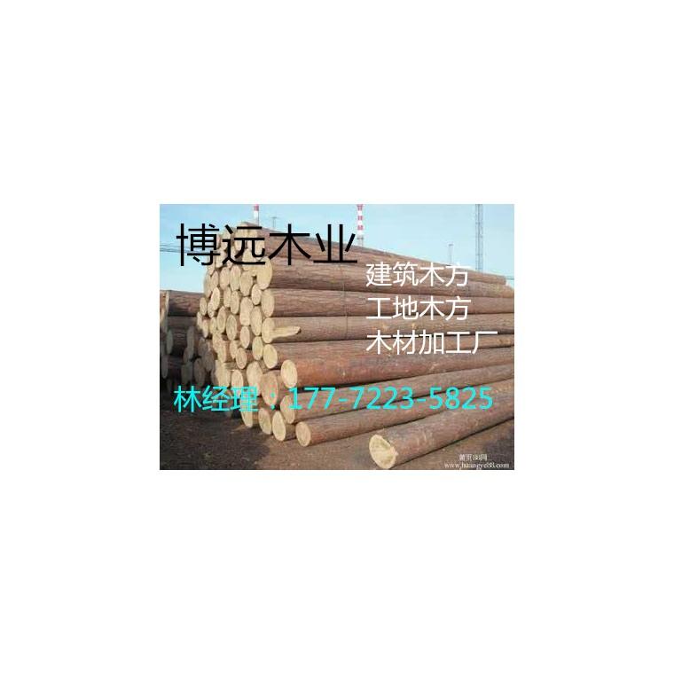 連云港建筑木方的尺寸