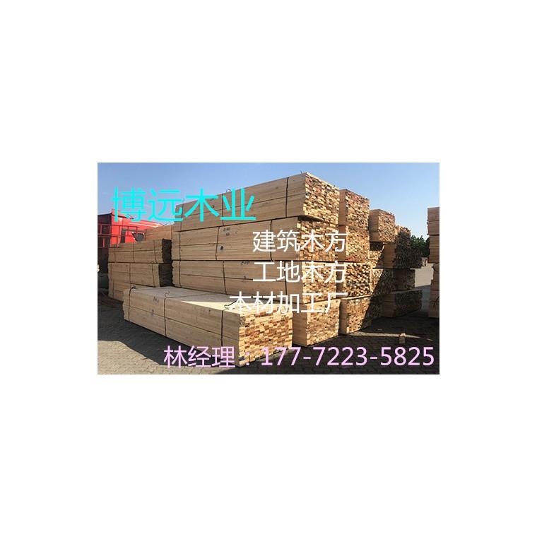 連云港建筑木方場價格