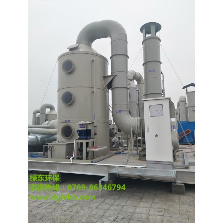 東莞塑膠造粒廢氣處理設備 專治塑膠VOC廢氣!